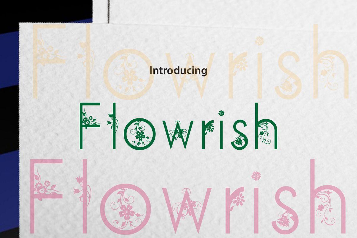 Flowrish example image 1