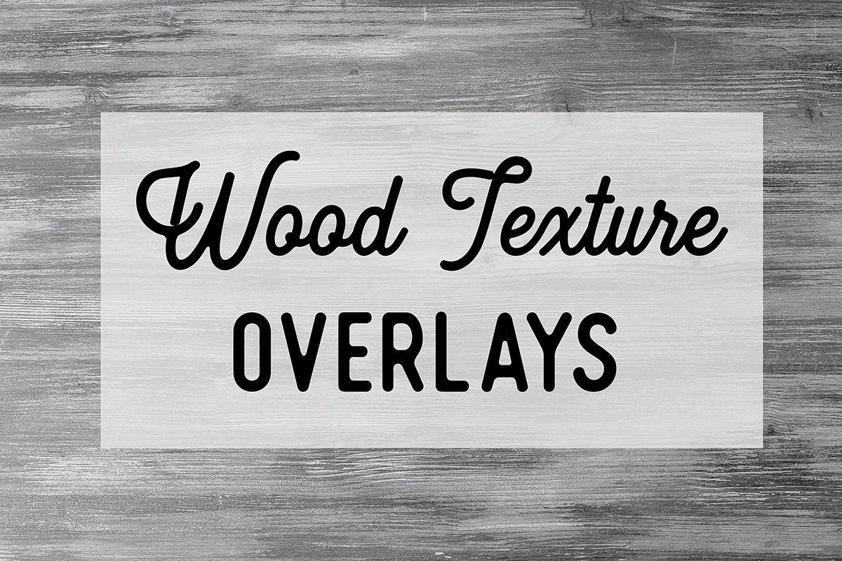 Rustic Wood Overlays example image 1
