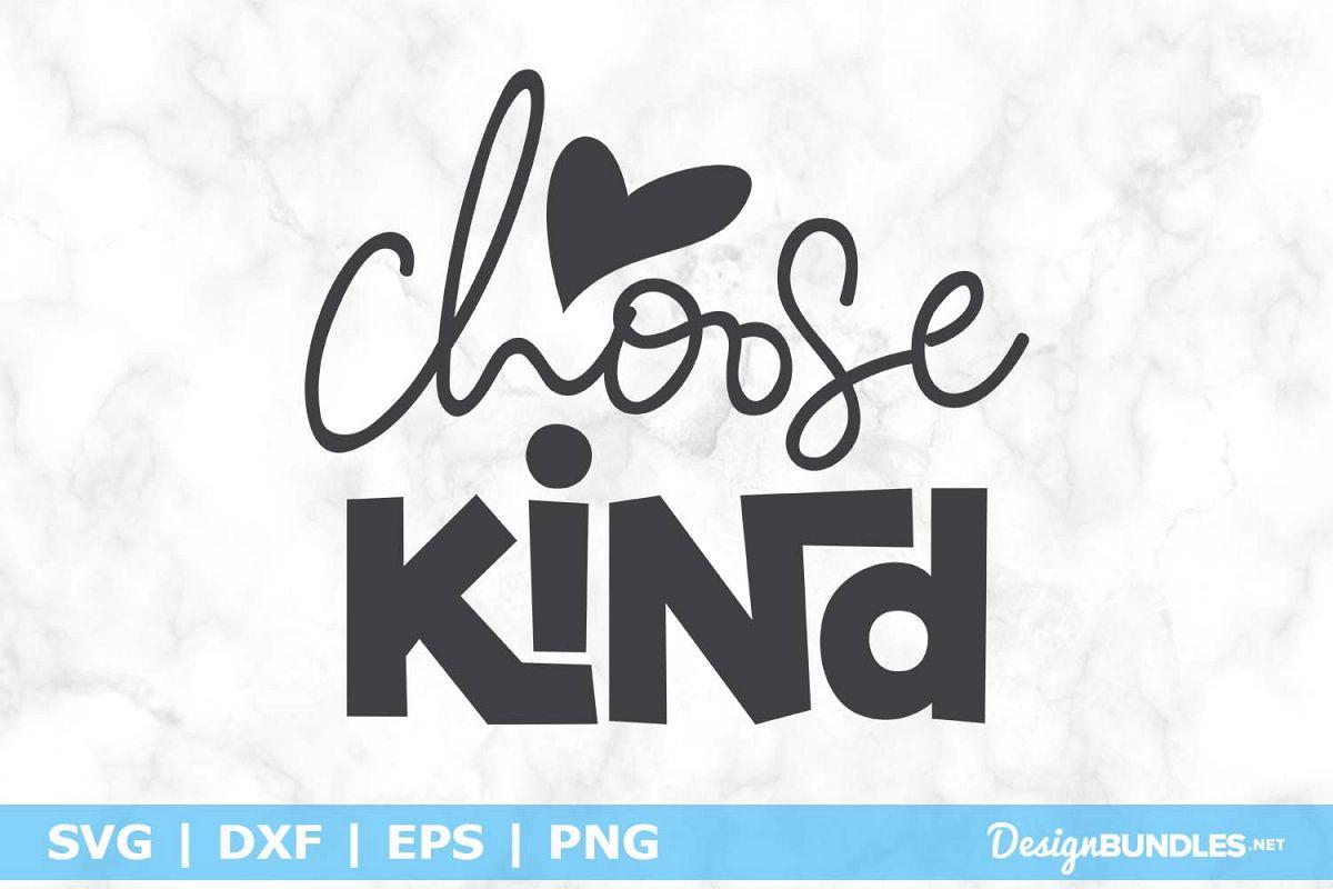 Choose Kind SVG File example image 1