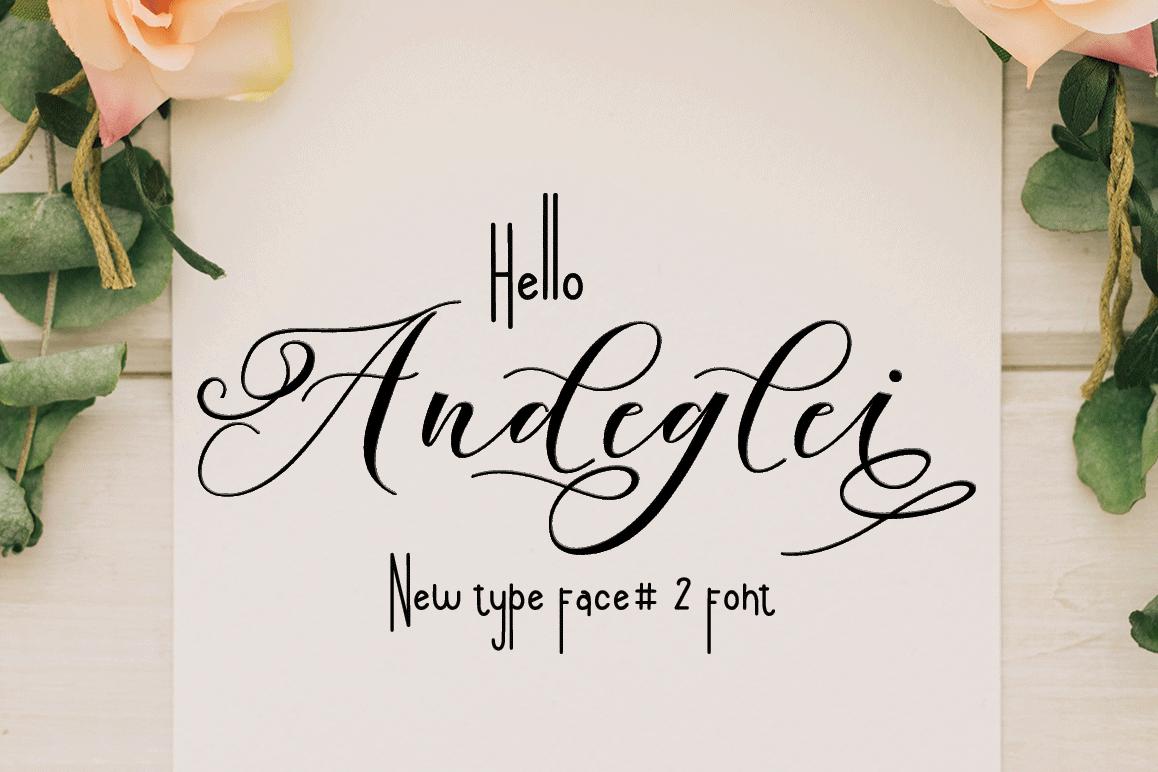 Andeglei example image 1