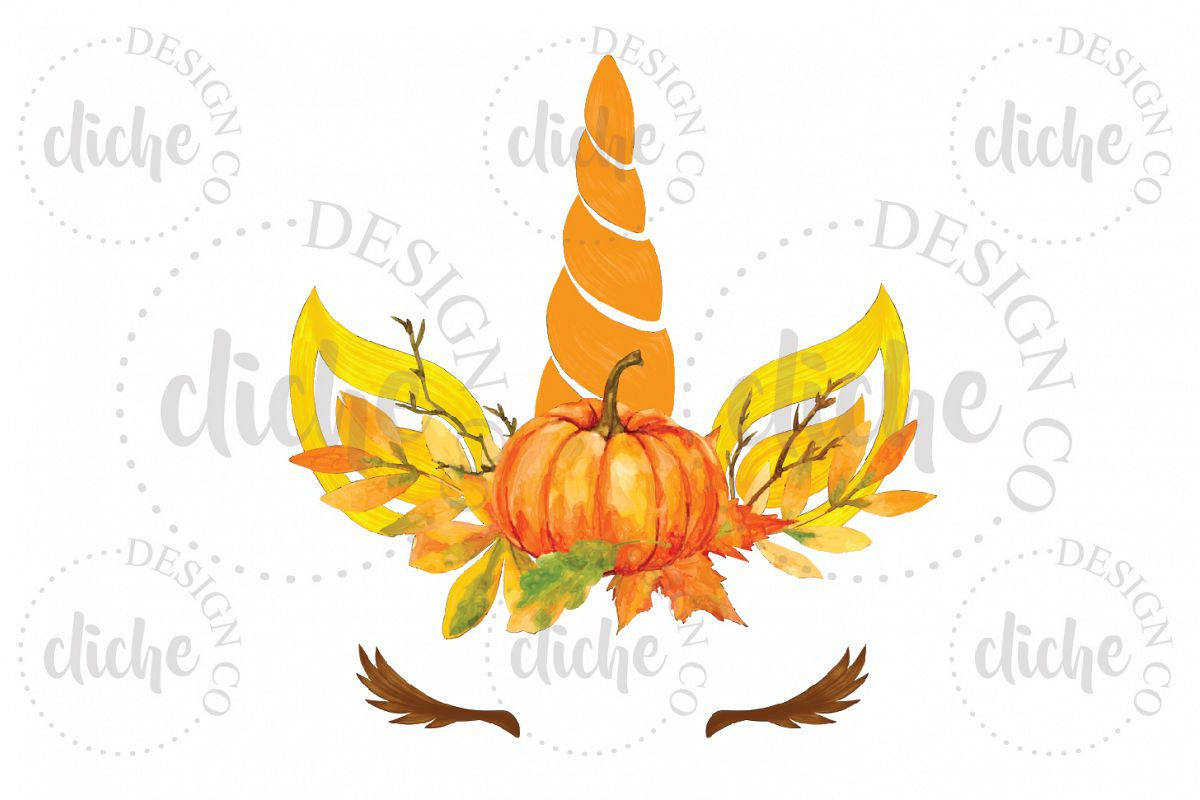 Fall Sublimation Design example image 1