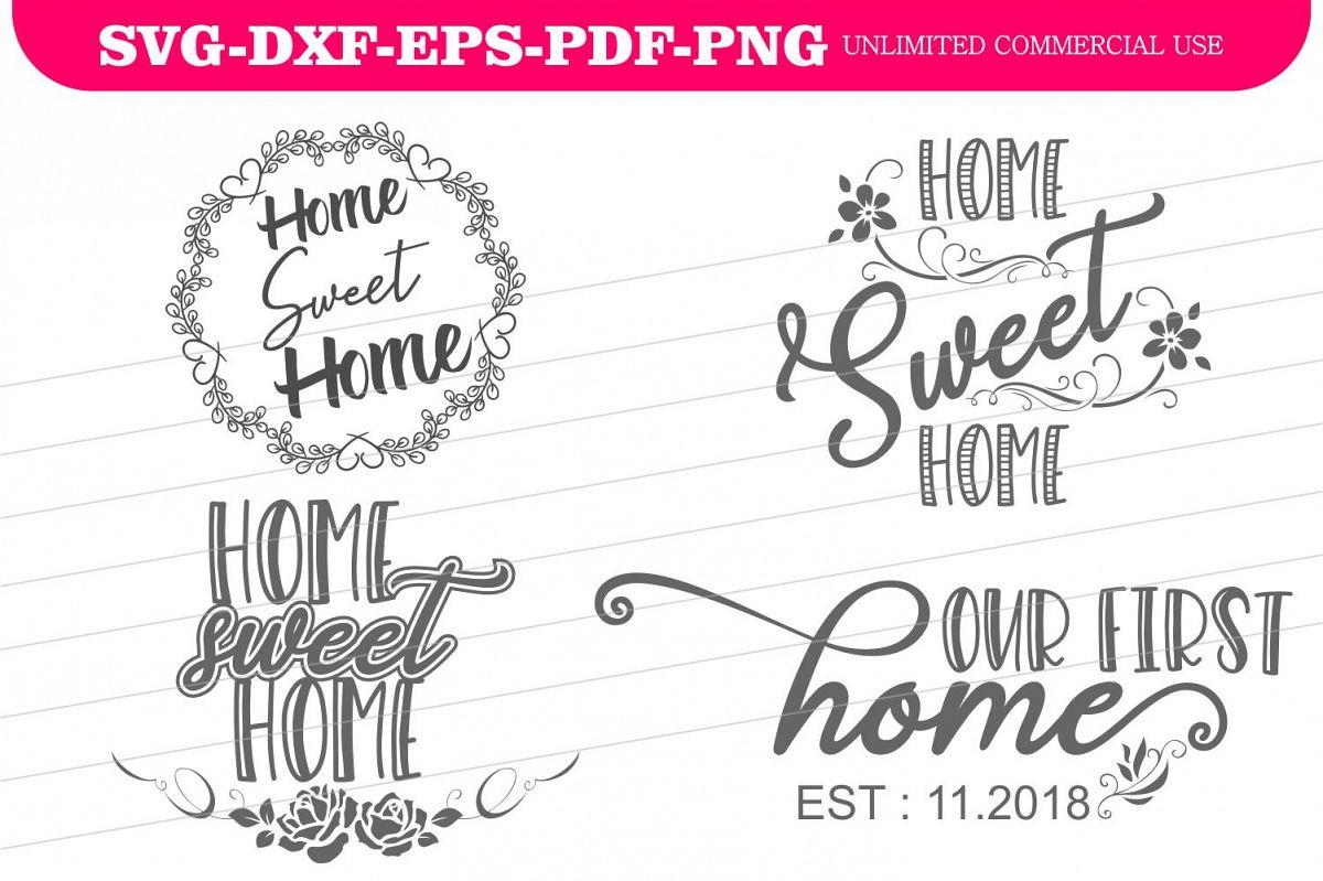 image regarding Home Sweet Home Printable named property cute property, property lovable property indicator, house printable