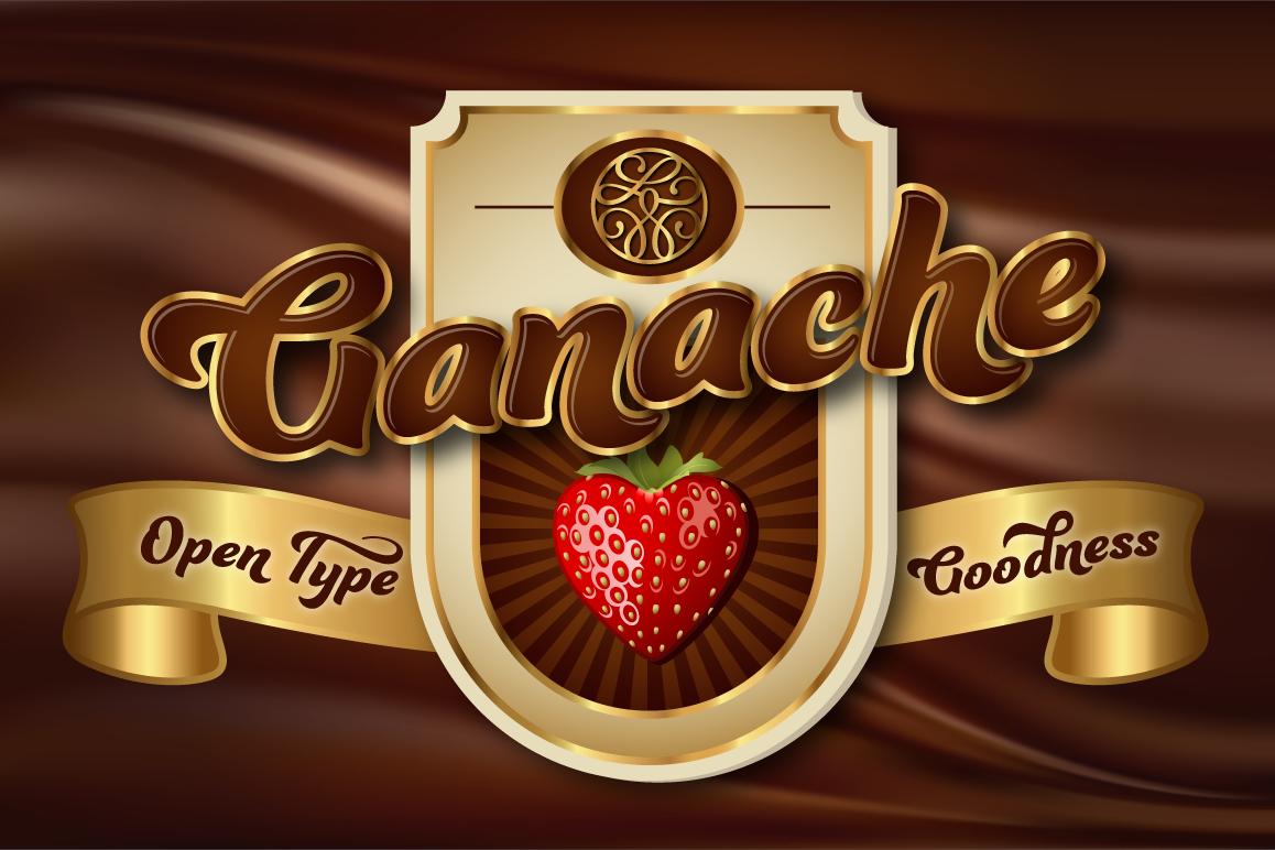 Ganache example image 1
