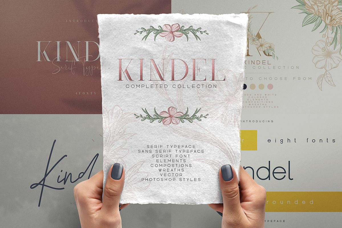 Kindel - Completed Collection example image 1