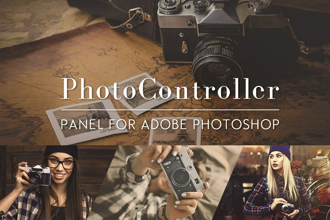 Photo Controller Panel example image 1