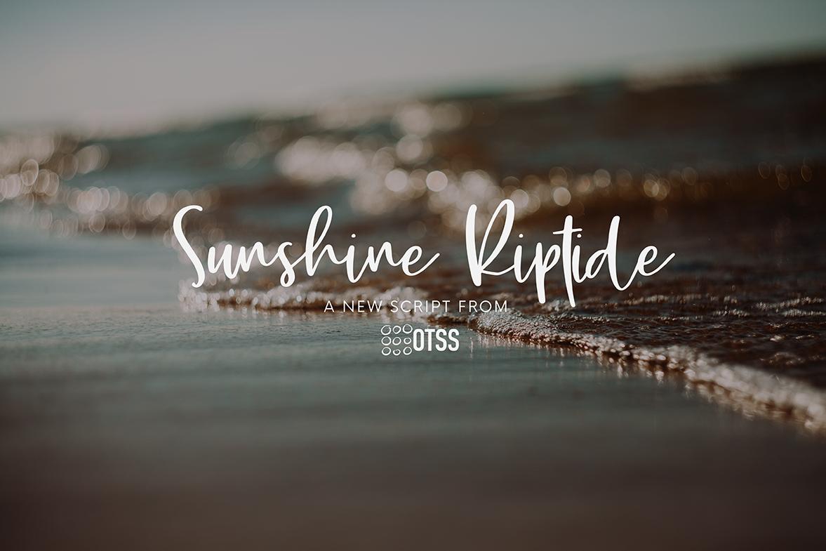 Sunshine Riptide example image 1