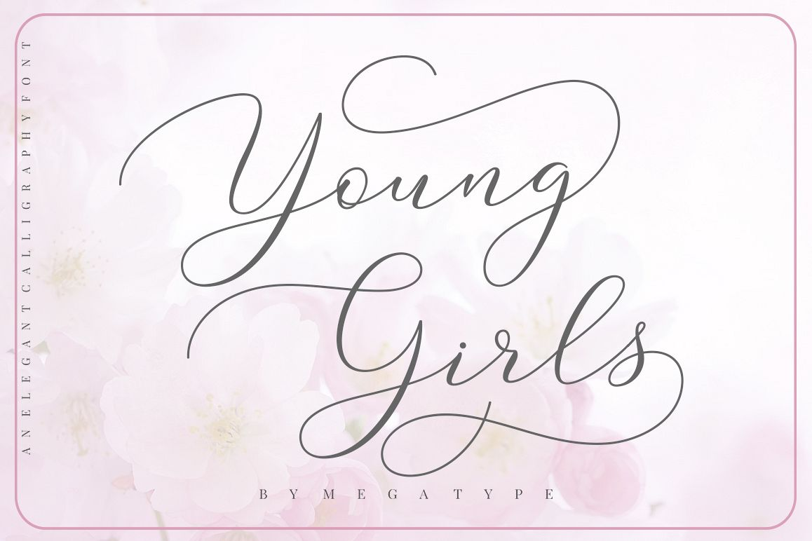 Young Girls Script example image 1