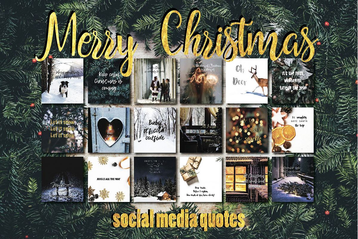 Merry Christmas quotes example image 1