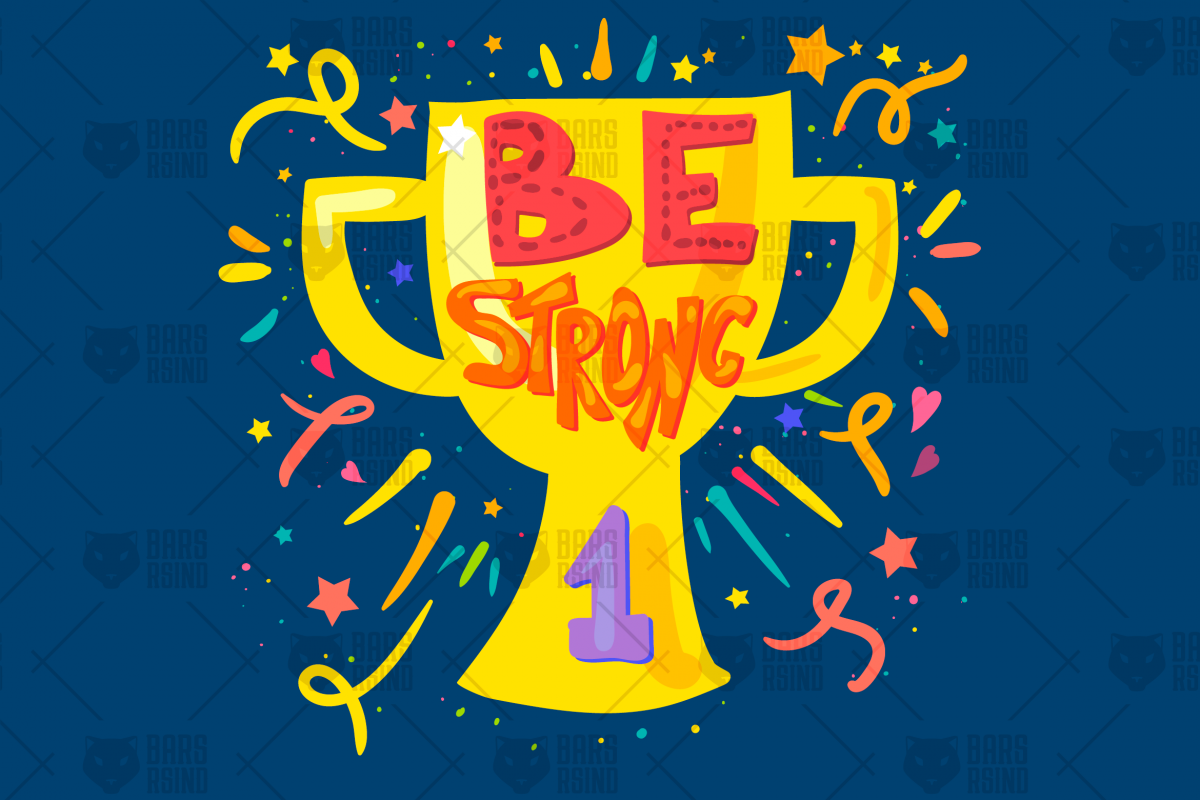 Be Strong example image 1