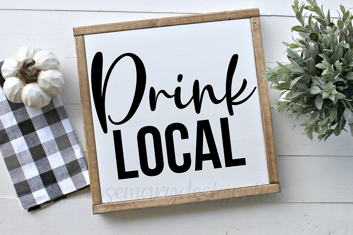 Drink Local SVG example image 1