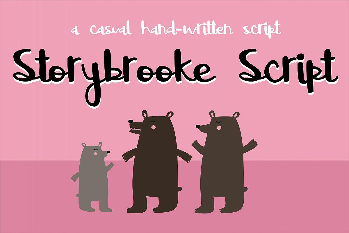 ZP Storybrooke Script example image 1