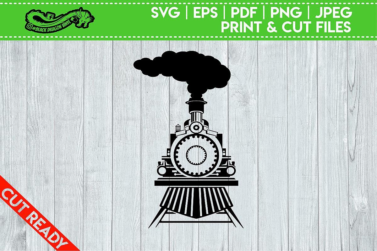 Train Head On example image 1