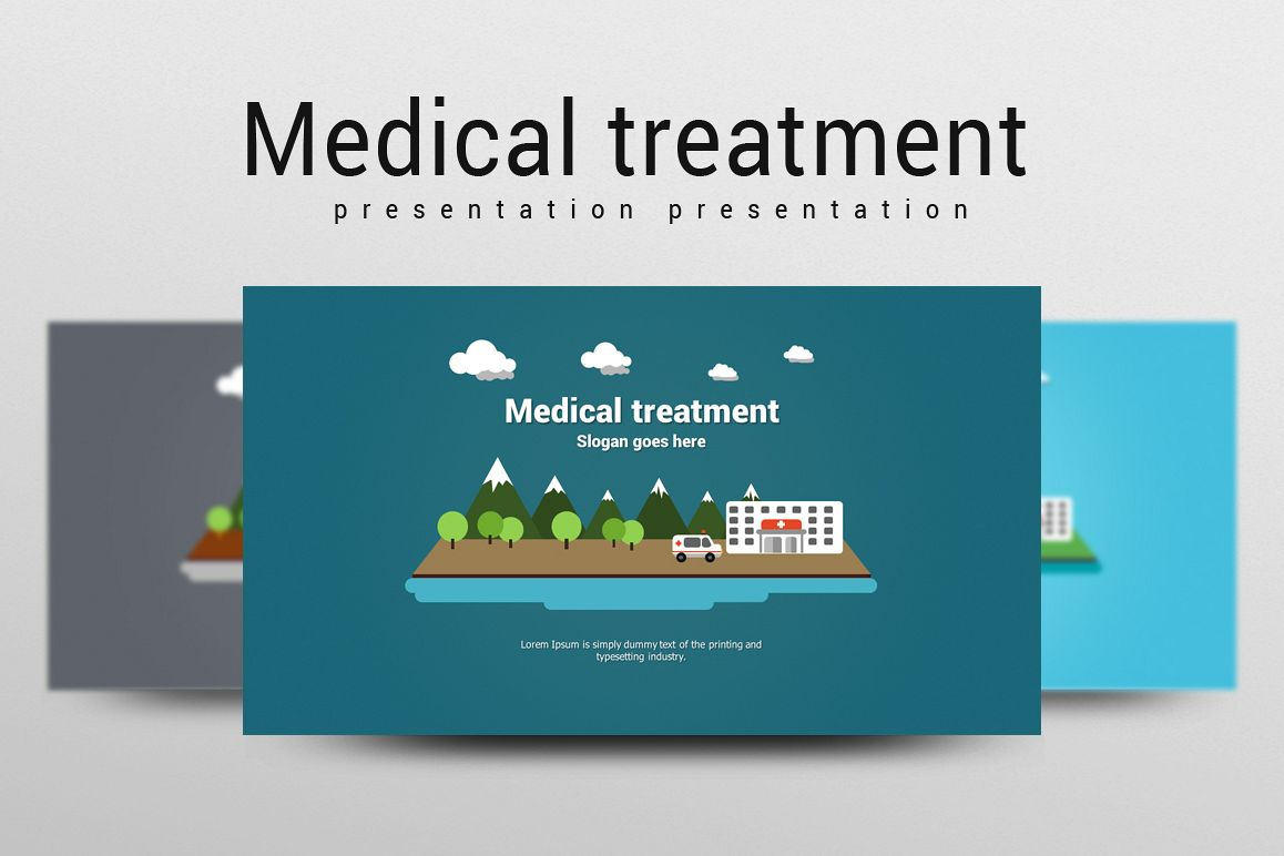 Health PPT Template example image 1