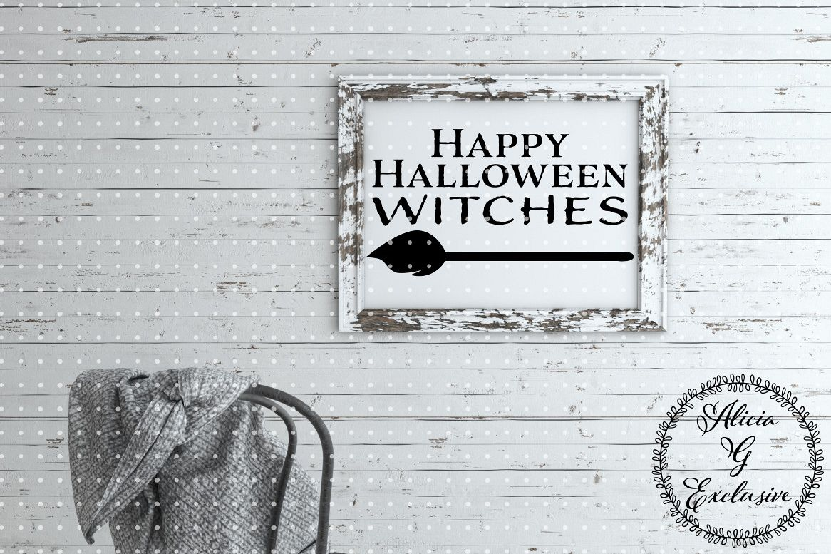 Halloween Witches example image 1