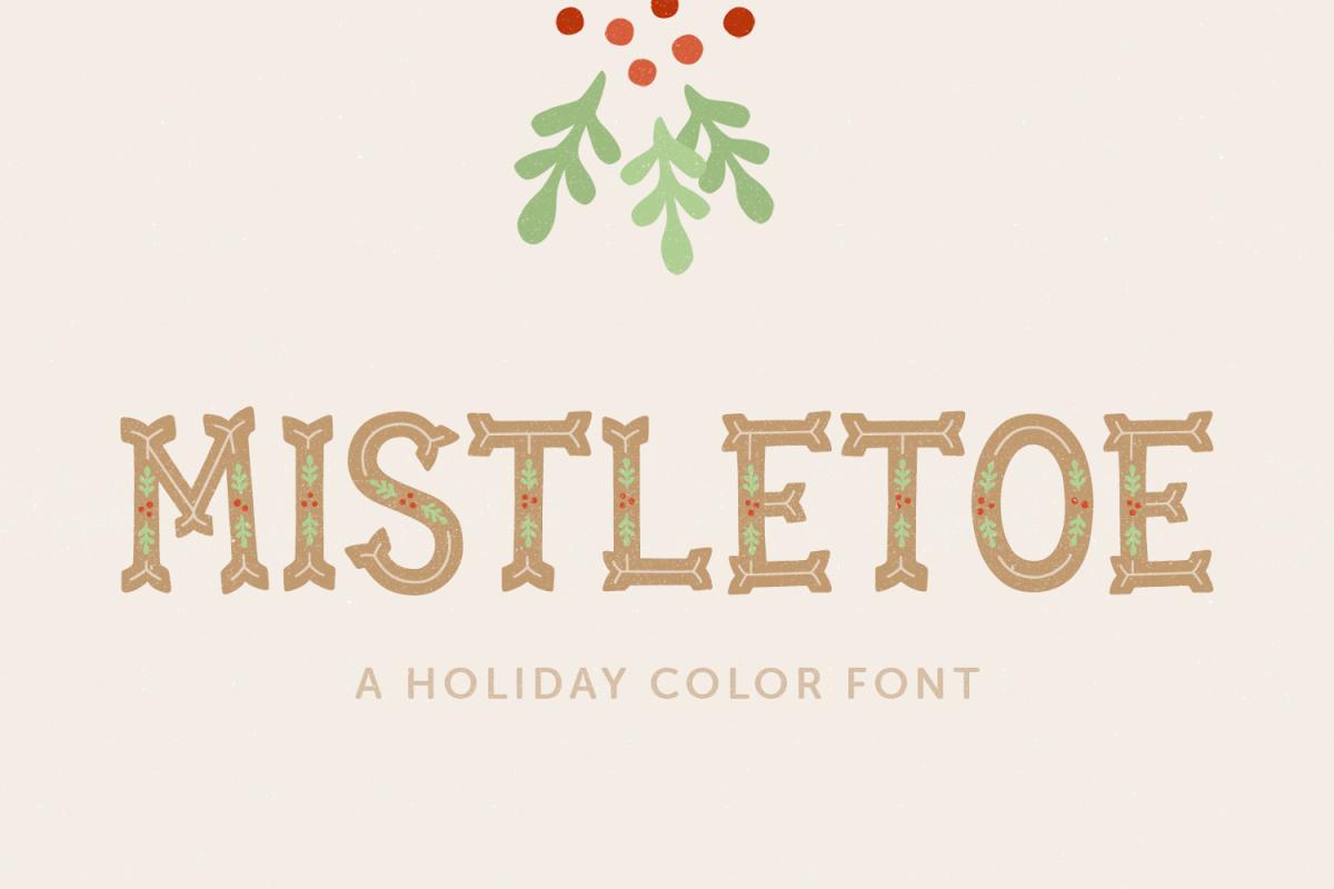 Mistletoe example image 1