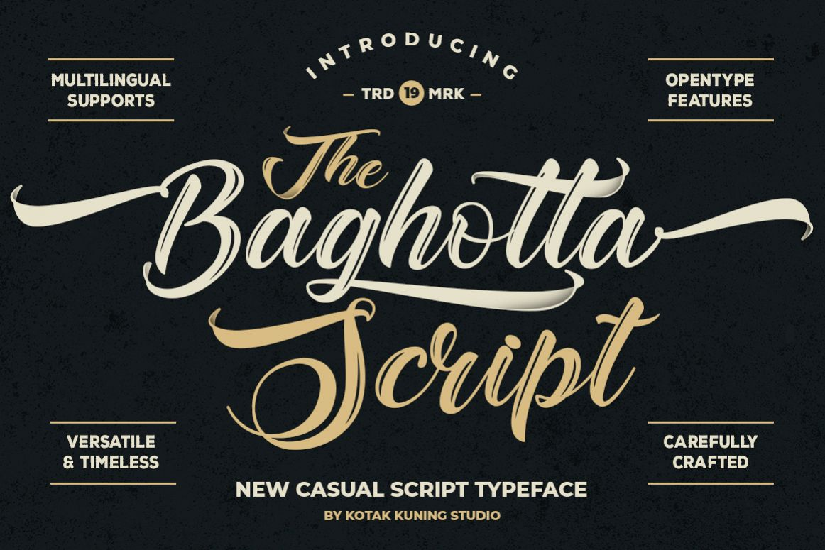 The Baghotta Script example image 1