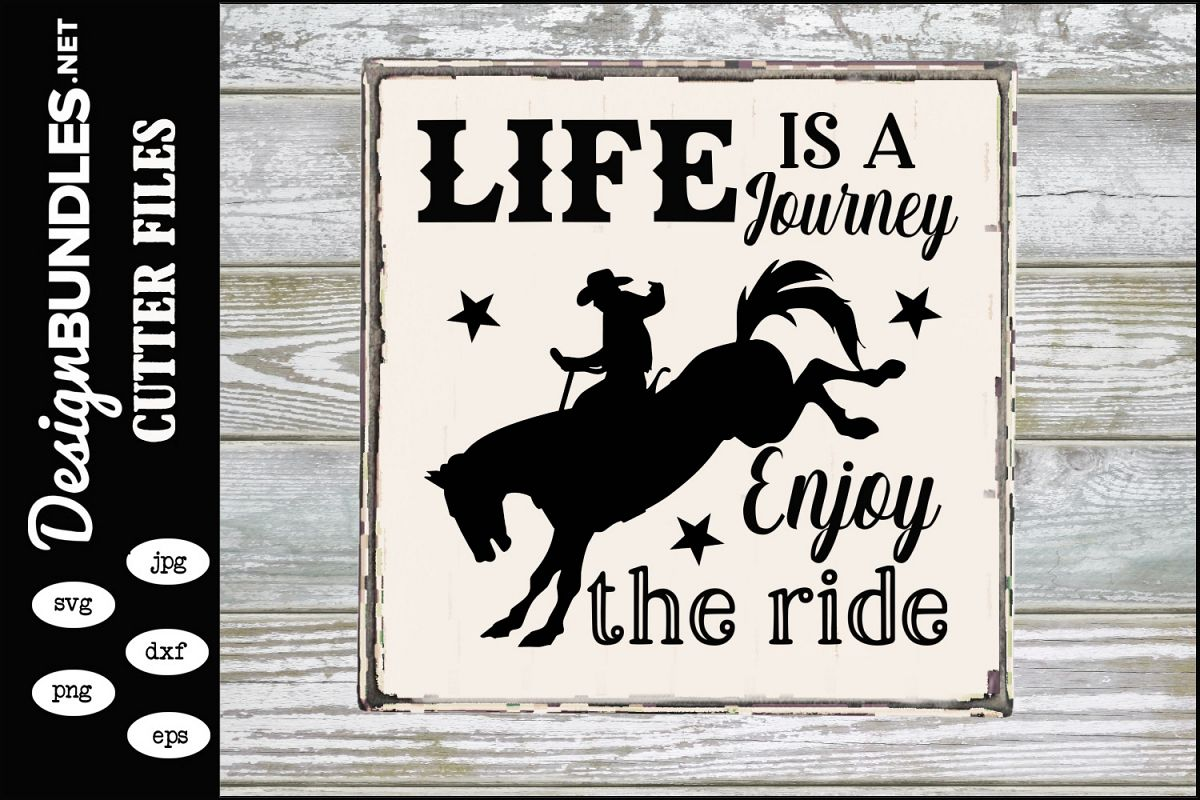 Life Is A Journey SVG example image 1