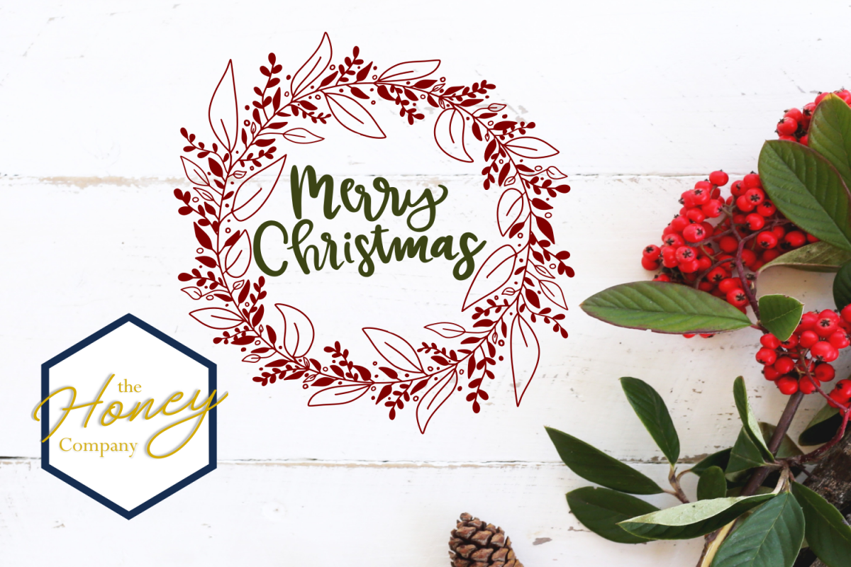 Christmas wreath merry. Svg png dxf clipart