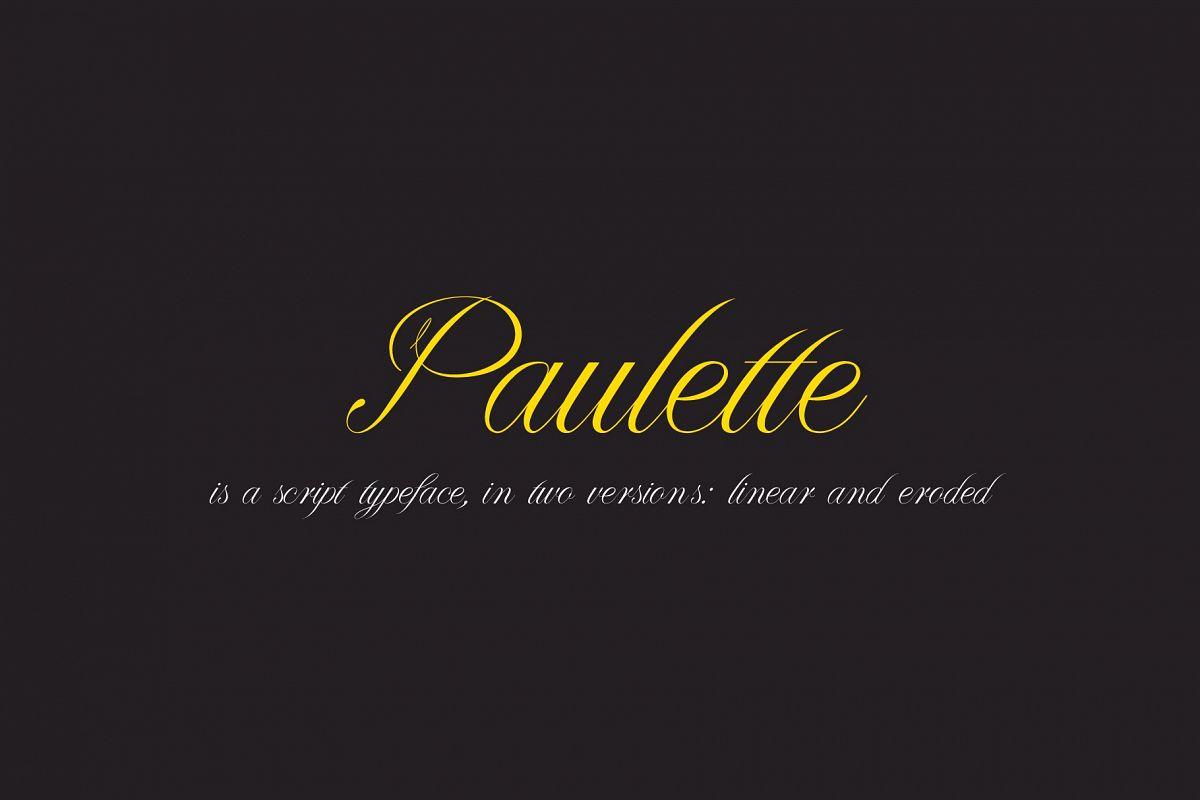 Paulette example image 1