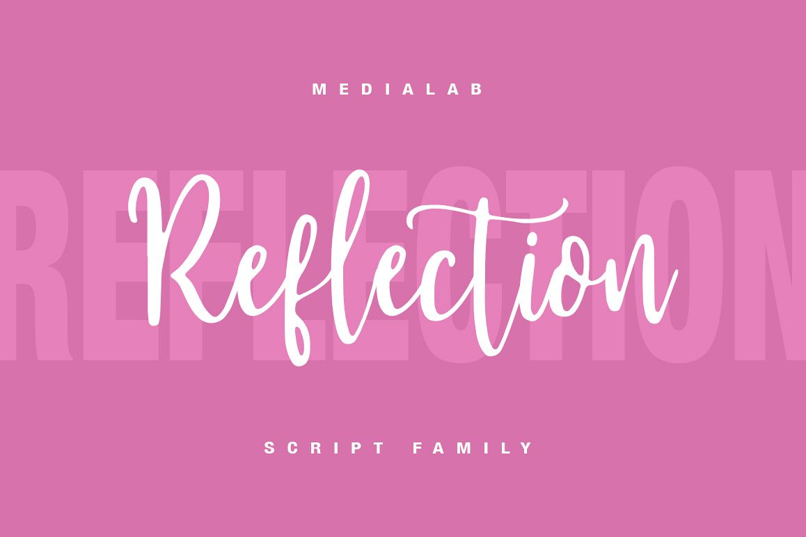 Reflection Family example image 1