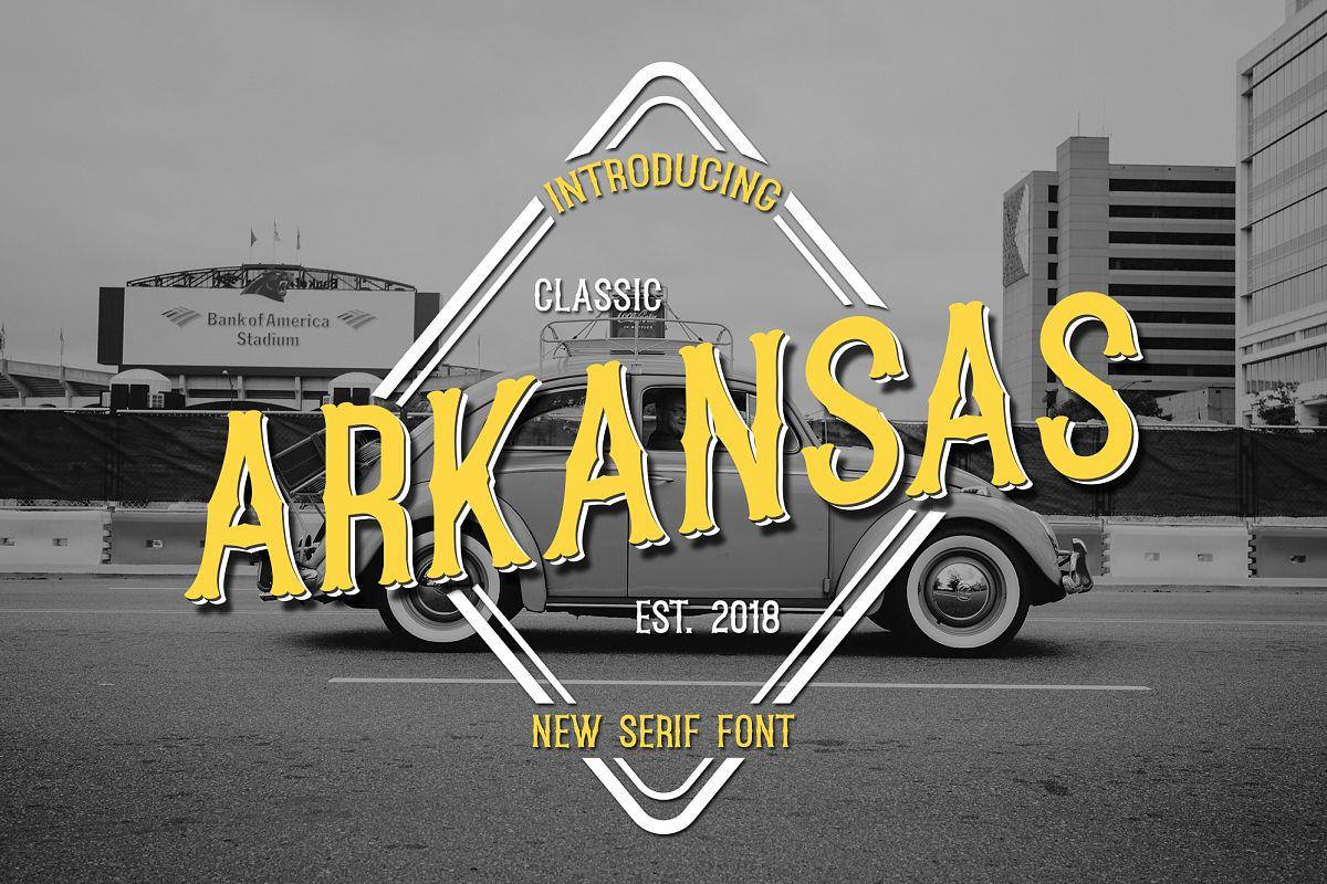 Arkansas example image 1