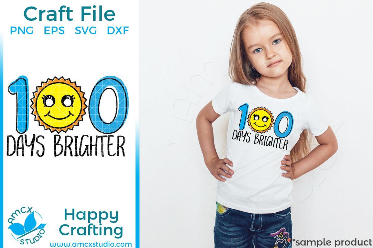 Download 100 Days Brighter Craft Files