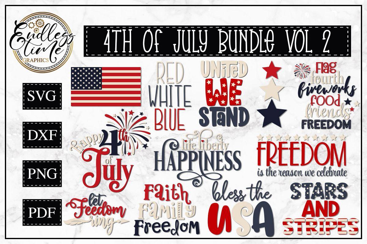 4th of July Bundle Volume 2 - A Patriotic Bundle example image 1