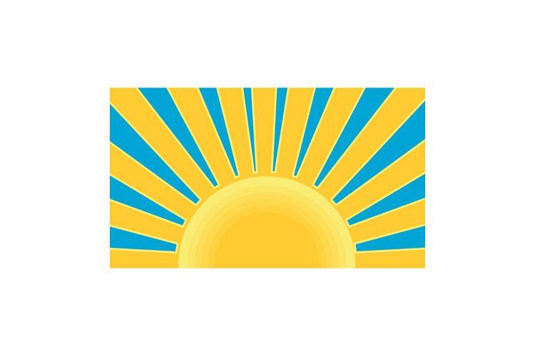 Sunburst Retro example image 1