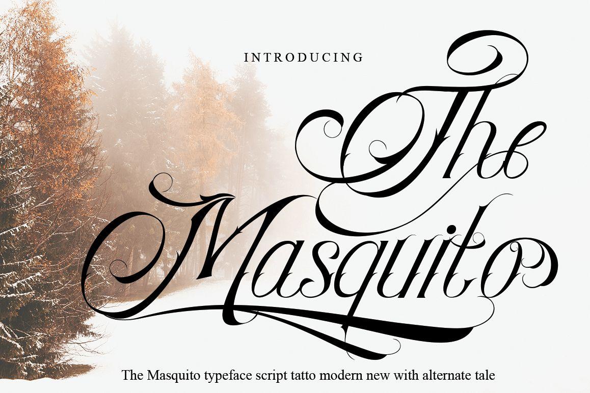 The Masquito example image 1