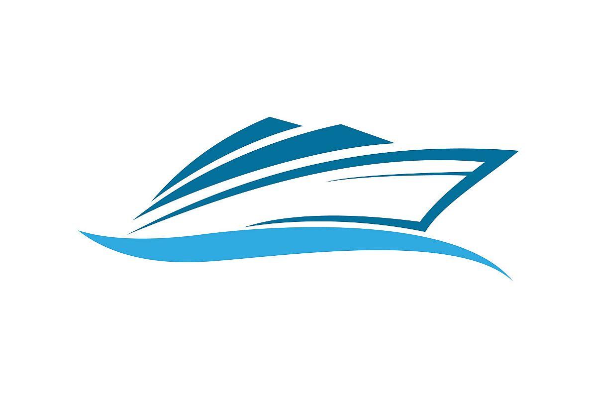 boat logo designs (264432) | Logos | Design Bundles