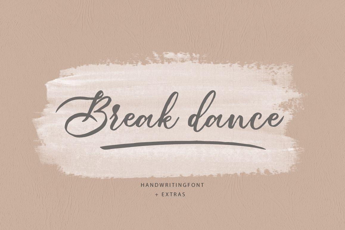 Break Dance example image 1
