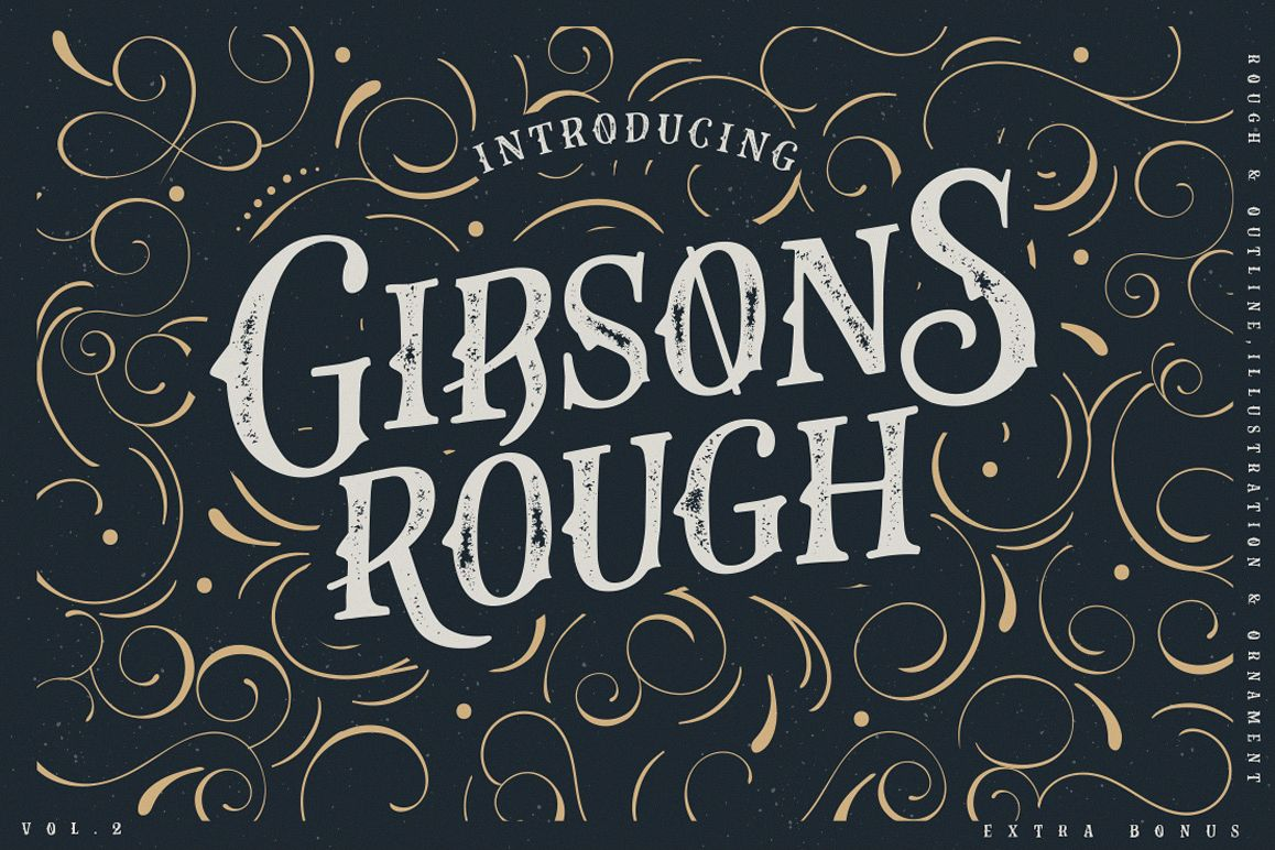 Gibson Co. Vol. 2 Rough example image 1