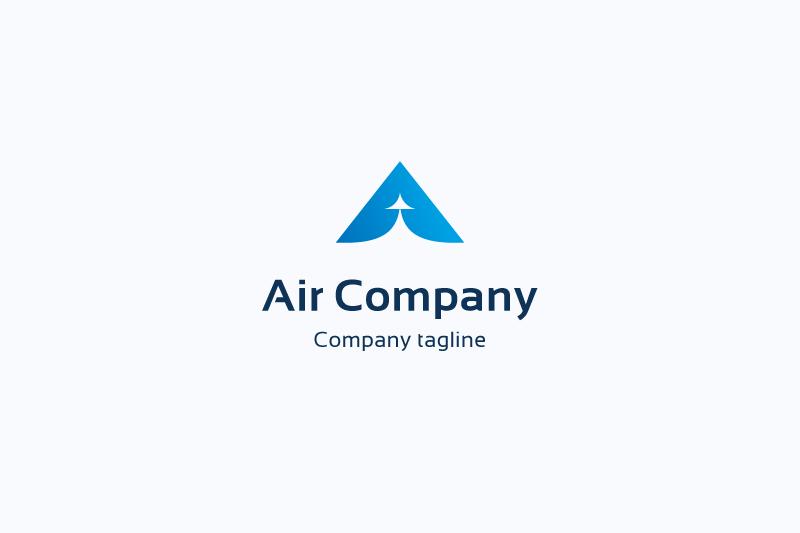 Air Company Logo example image 1