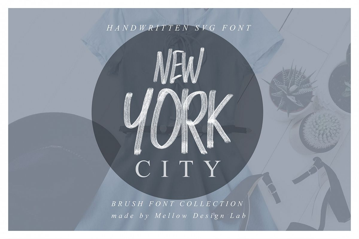 New York svg example image 1