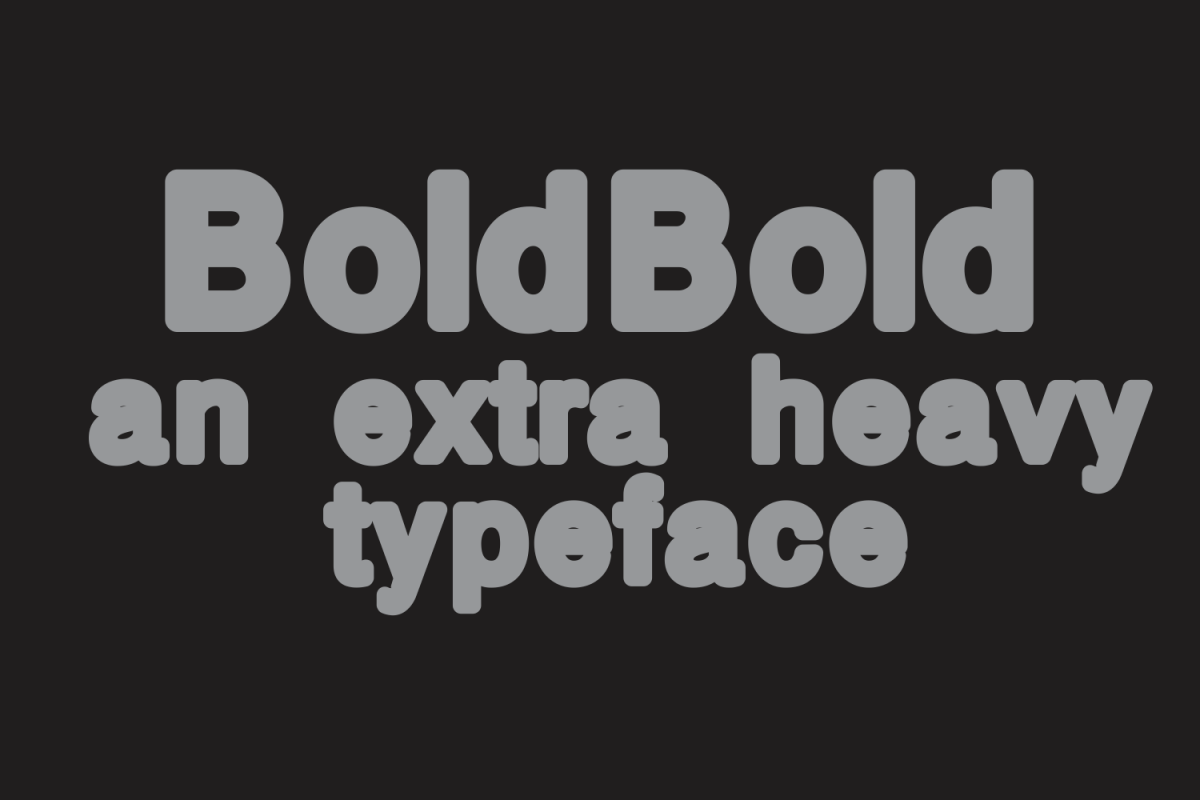 BoldBold example image 1