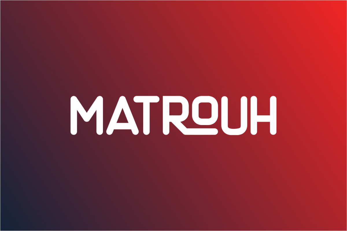 Matrouh Display font example image 1