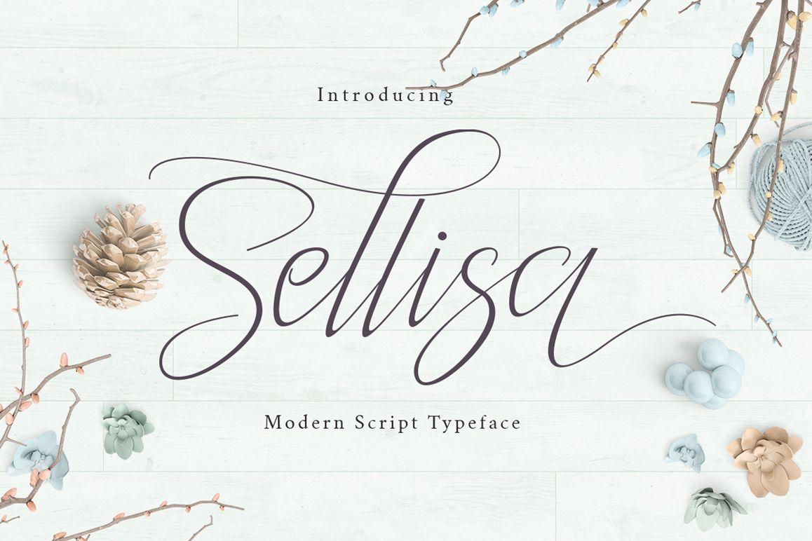 Sellisa Script example image 1