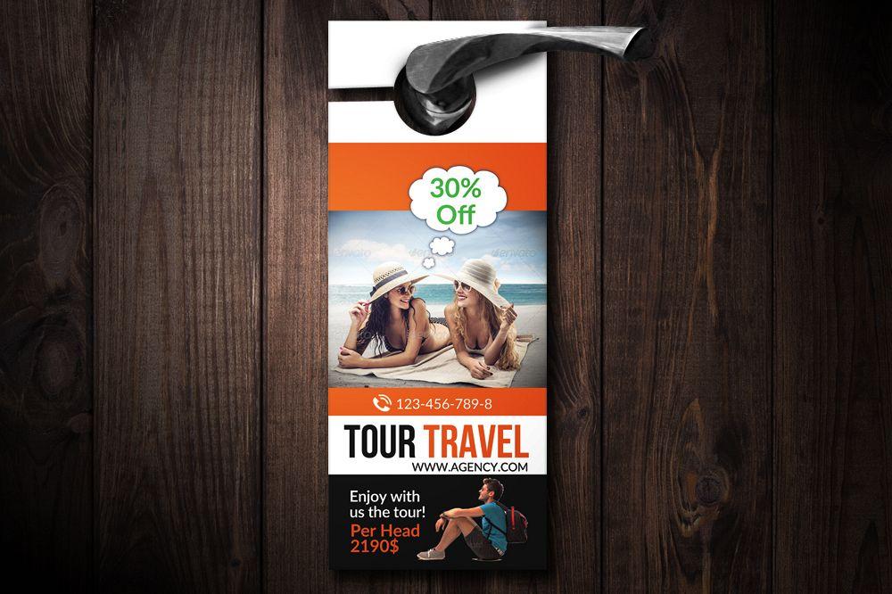 Holiday & Tour Door Hangers example image 1