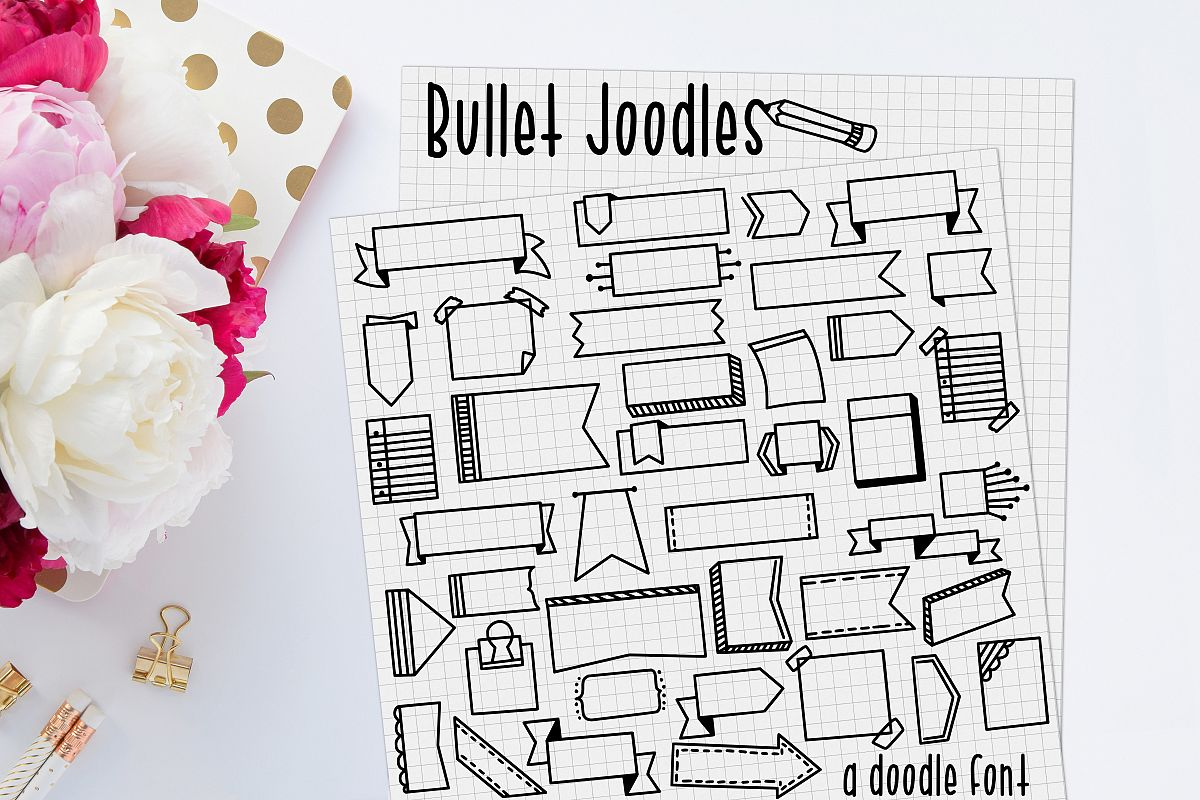 Bullet Joodles example image 1