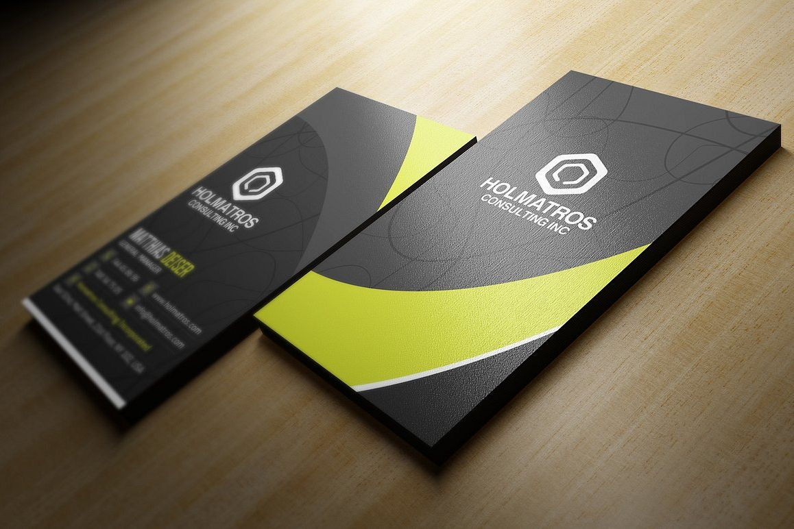 creative business card example image 1 - Creative Business Cards
