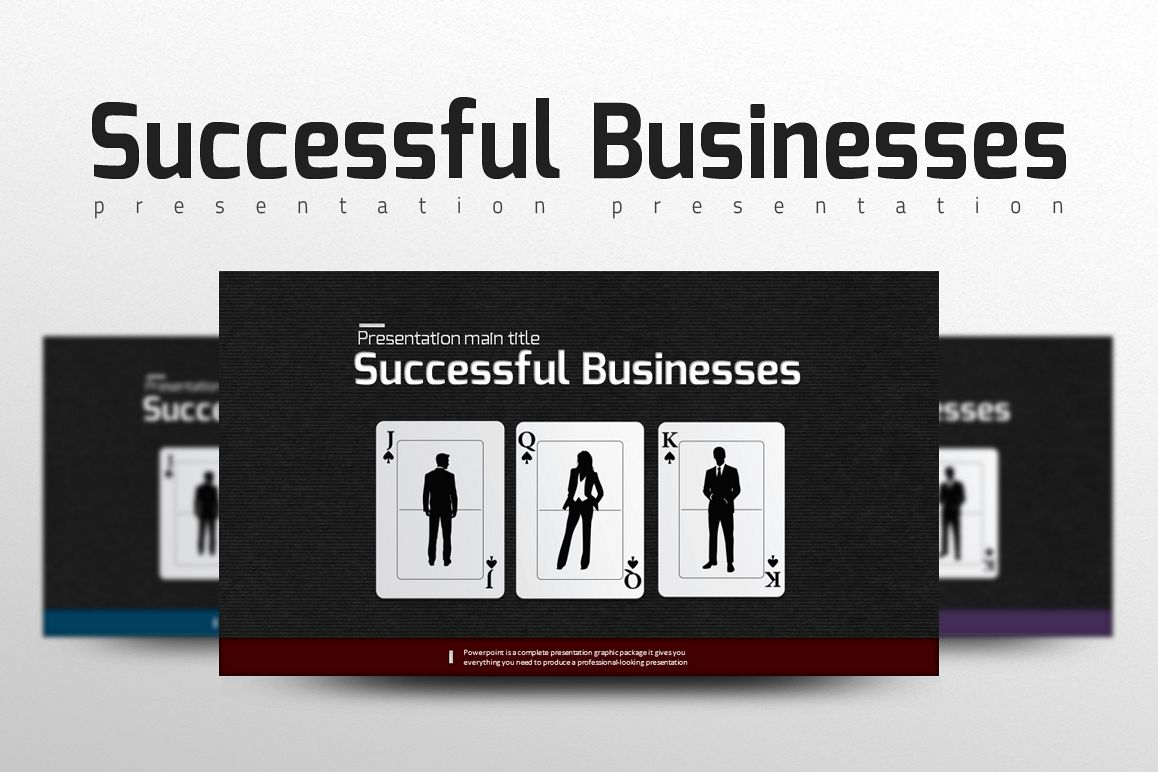 Successful Business Presentation example image 1