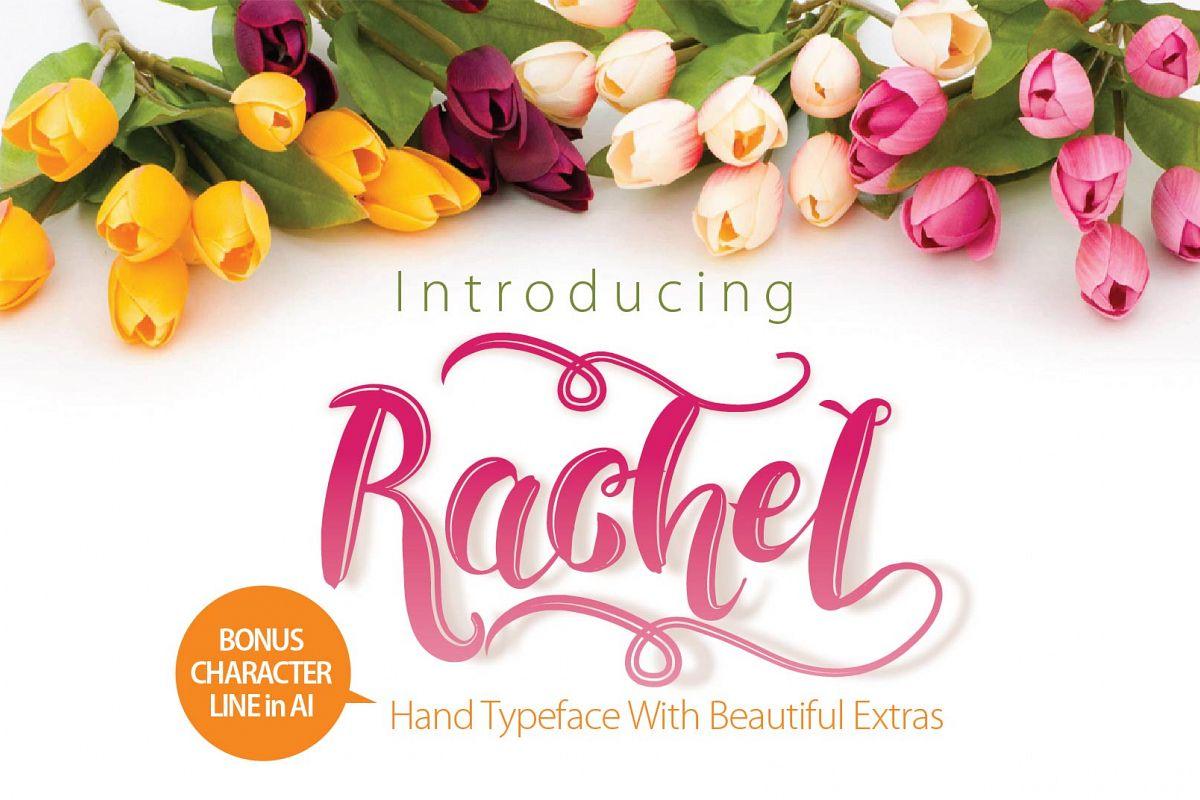RACHEL  example image 1