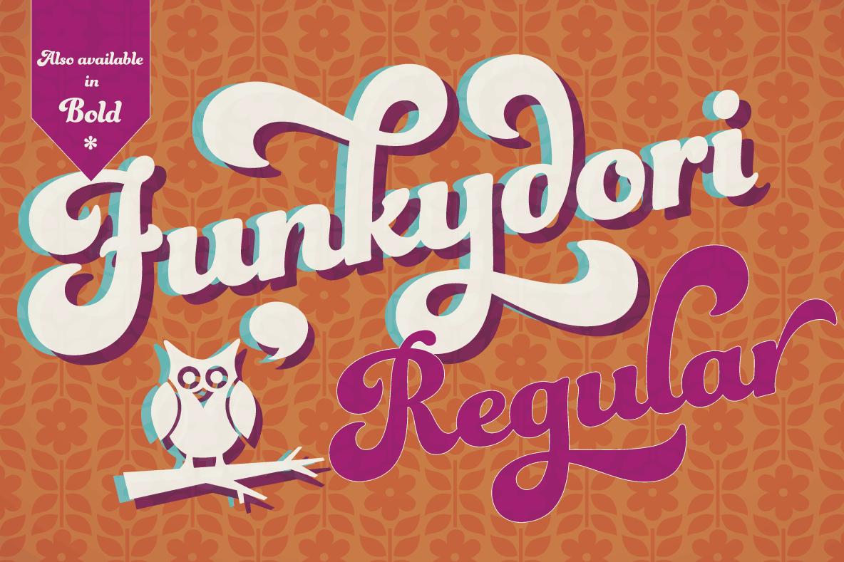 Funkydori Regular example image 1