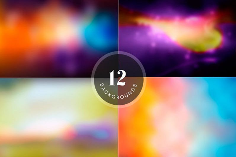 Blurred Light Backgrounds example image 1