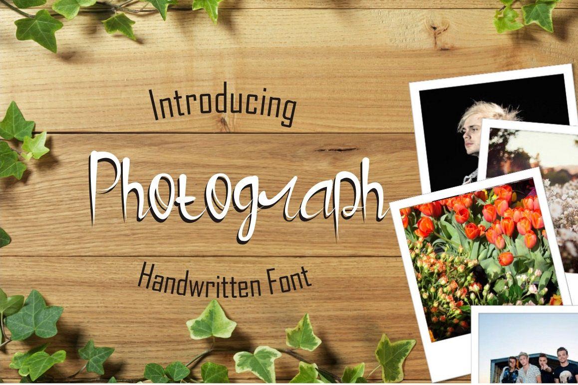 Photograph Script example image 1