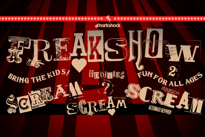 Freakshow example image 1