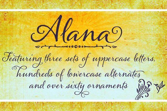 Alana Family example image 1