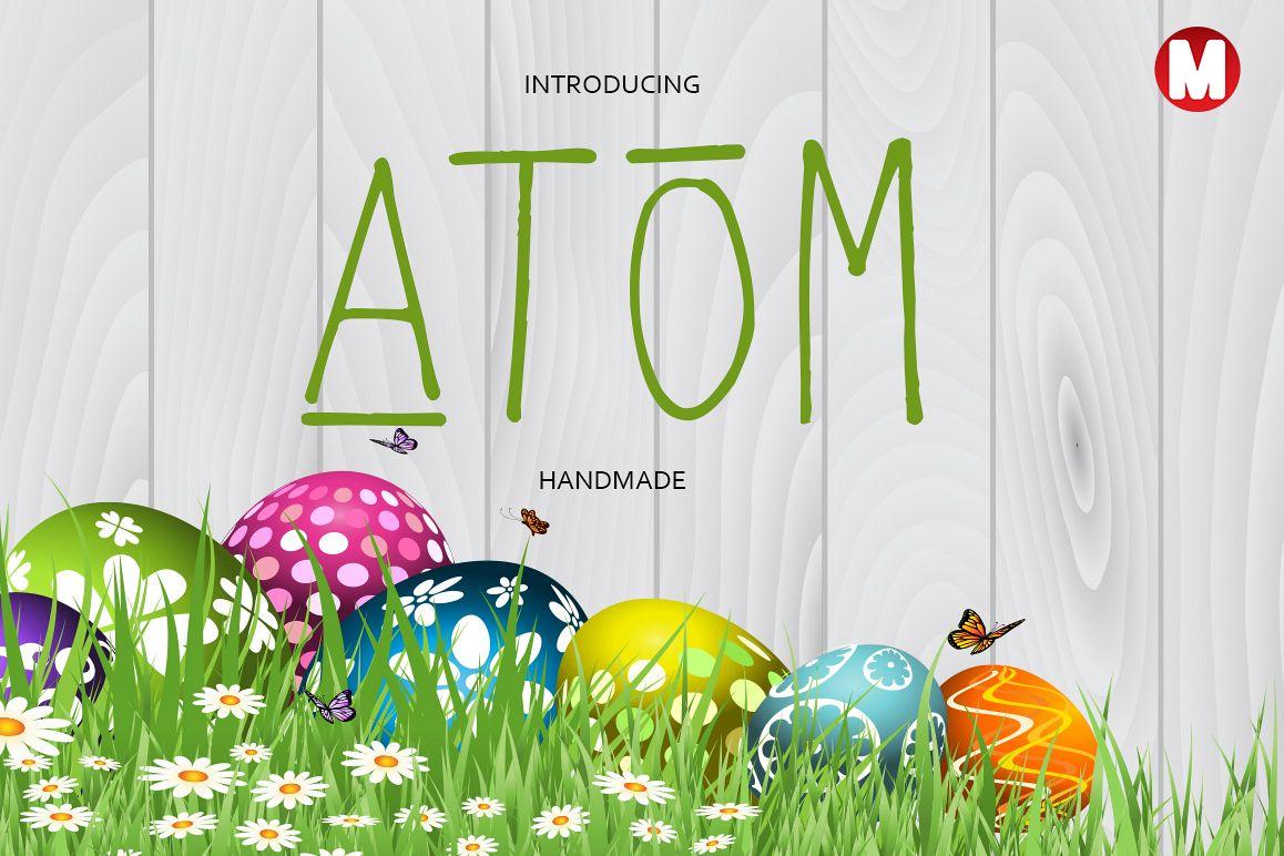 Atom example image 1