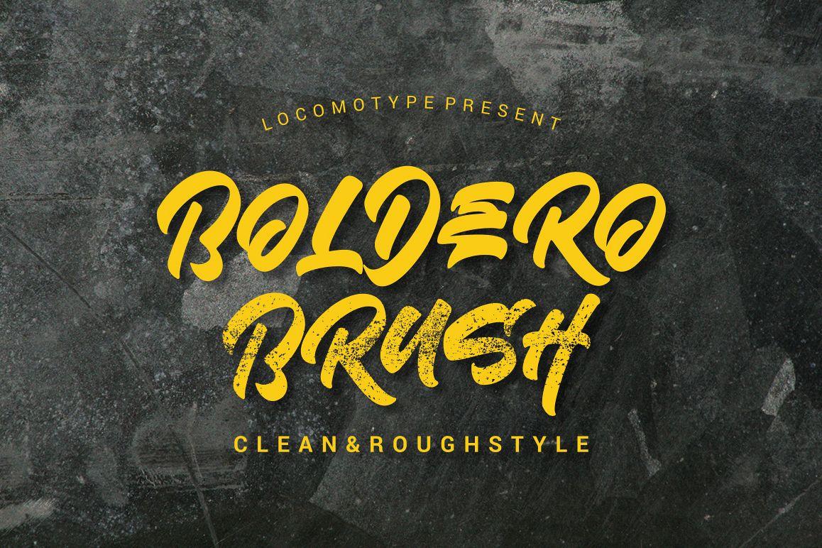 Boldero Brush example image 1