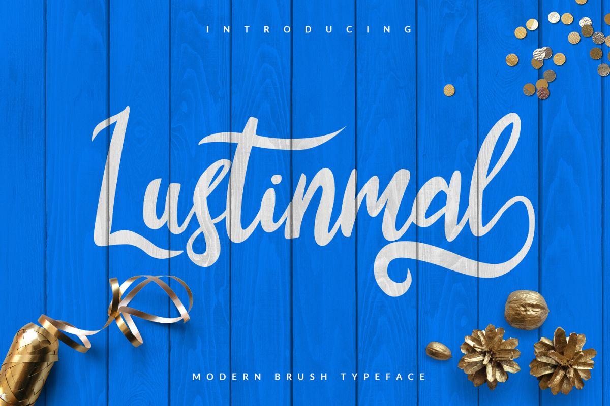 Lustinmal Script example image 1
